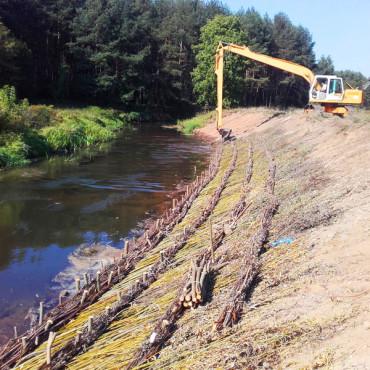 Utrzymanie wód rzeki Drzewiczki w km 22+500 – 23+200